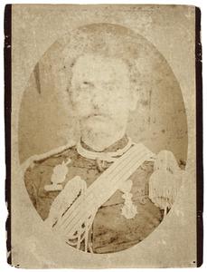 Portret van Willem Frederik Hendrik van de Poll (1843-1918)