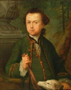 Portret van waarschijnlijk Jan Louis van der Burch (1752-1819)