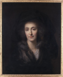 Portret van Wendela Eleonora ten Hove (1750-1814)