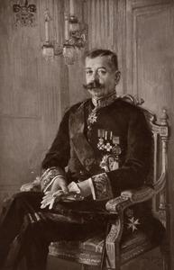 Portret van Eduard Otto Joseph Maria van Hovell tot Westerflier (1877-1936)