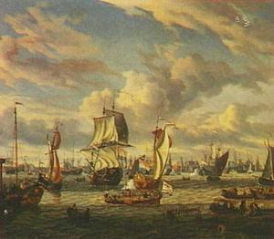 De admiraliteit voor Amsterdam