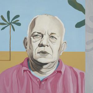 Portret van Alphons Jozef Hubertus Haagmans (1948-)