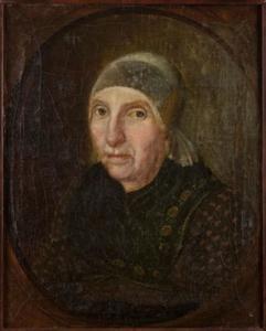 Portret van Akke Jelles Overzee ( -1837)