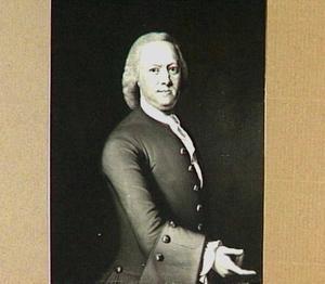 Portret van Tjoerd van der Walle (1716-1769), echtgenoot van Isabella Gijsberts