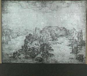 Rotsachtig eiland