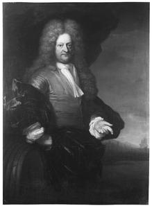 Portret van Hermannus van de Putte (1661-1724)