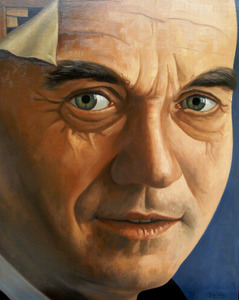 Portret van Pim Fortuyn (1948-2002)