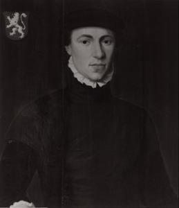 Portret van Willem Jan Reyerszz van Heemskerck (1526-1592)