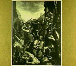 De onthoofding van de H. Jacobus de Meerdere
