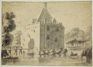 Huis (te) Boekhorst bij Noordwijkerhout