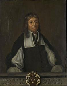 Portret van Joan Maetsuyker (1606-1678)