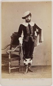 Portret van Frans van Schuylenburch (1840-1891)