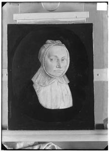 Portret van Elisabeth van Borssum ( -1815)