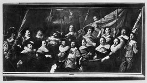 Officieren van de Kloveniersdoelen, Haarlem