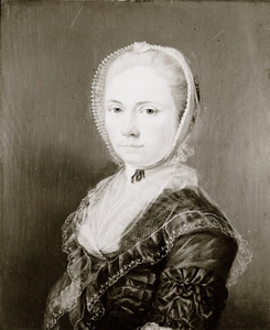 Portret van Wilhelmina Jacoba Hartingh (1750-1813)