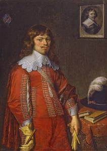 Portret van Christian Rosenkrantz (1614-1648)
