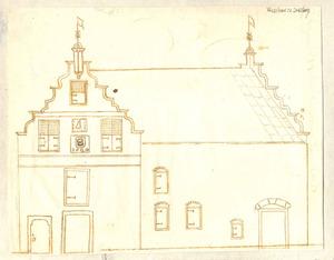 Het weeshuis te Doesburg