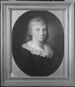 Portret van koning Willem II (1792-1849) als kind