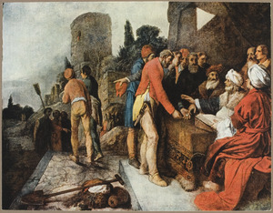 De gelijkenis van de werkers van het elfde uur (Matteüs 20:1-16)