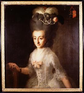 Portret van Maria Susanna Buys (1750-1789)