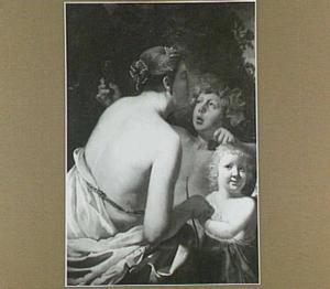 Venus, Bacchus en  Cupido
