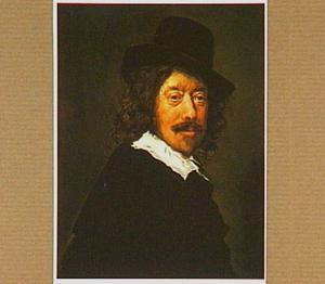 Portret van Frans Hals (1582/83-1666)
