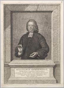 Portret van Willem Noordenhout (1732-1778)