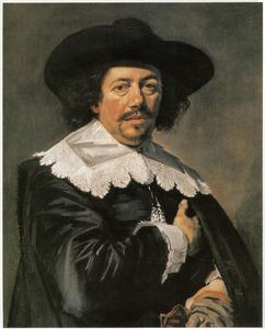 Portret van een man, mogelijk Johan de Wael (1594-1663)