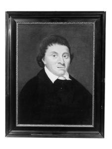 Portret van Willibrordus Bonifacius Copper (1752-1833)