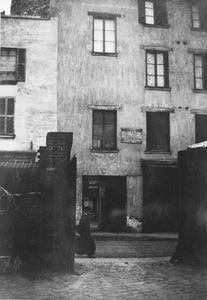 Ateliergebouw 26 Rue du Départ, waar Piet Mondriaan een ruimte huurde