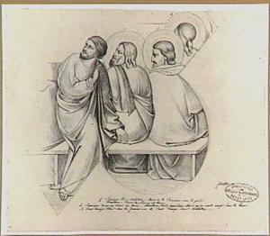 Aantal apostelen tijdens Het Laatste Avondmaal (Mattheüs 26:17-30)