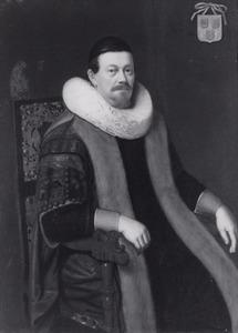 Portret van Pieter de Schilder (1584-1643)