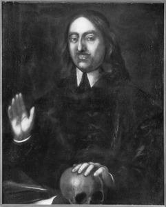 Portret van Joannes Wandelman (....-1686)