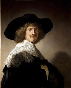 Portret van Anthonie Coopal (1603-1672)