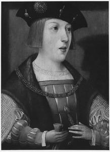 Portret van een jonge edelman, mogelijk Philips de Schone