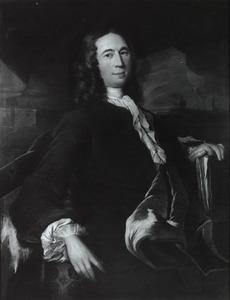 Portret van een man, mogelijk B. Wijntjes