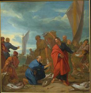 Wonderbare visvangst (Lucas 5:1-11)