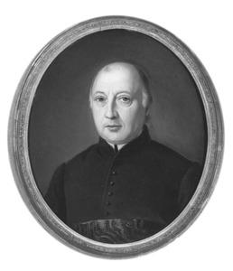 Portret van Henricus van Luenen (1813-1876)