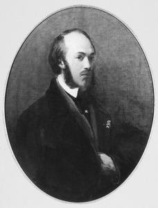 Portret van Alexander Batta (1816-1902)