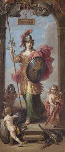 Fortezza, allegorie op de Kracht
