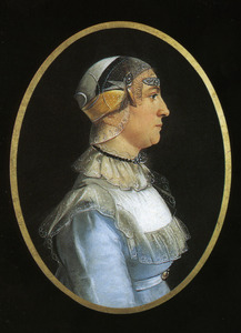 Portret van Grietje de Jager (1776-1837)