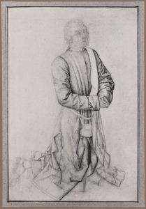 Knielende man, portret van een stichter (?)