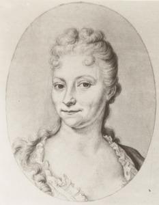 Portret van Catharina Backer (1689-1766)