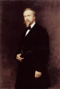Portret van Henri d'Orléans, duc d'Aumale (1822-1897)