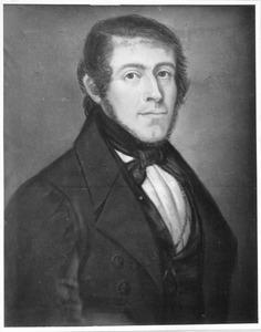 Portret van Jurjen Koerts (1814-1894)