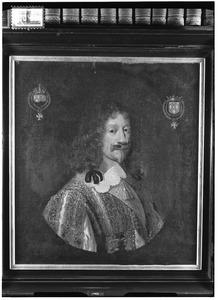 Portret van Henri d'Orleans- Longueville (1595-1663)
