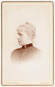 Portret van Marie de Meyer
