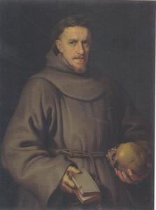 Portret van een Franciscaner monnik