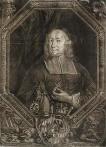 Portret van Karl II von Liechtenstein-Kastelkorn (1623-1695), prins-bisschop van Olomouc