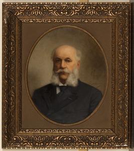 Portret van Adolf Jacob Carel baron van Pallandt (1838-1920)